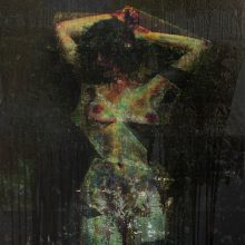 Emergence · Objectification Series 2013 · Mixed Media · 150x180cm