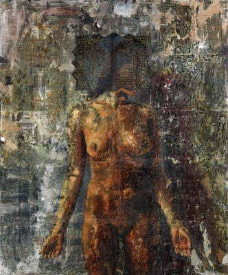 Product of the Year That Can Change Your Life · Objectification series 2014 · Mixed Media · 150x180cm